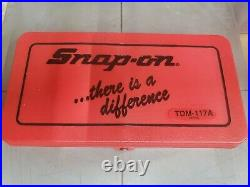 Snapon TDM-117A Tap And Die Set
