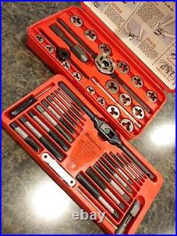 Snapon Tools Tap & Die Set SAE