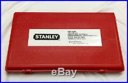 Stanley Proto 76-piece Standard / Metric Tap & Die Threading Set, New in Box