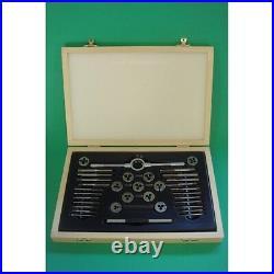 Stuart & Other Model Live Steam Engine, Ba 0 10 Full Tap & Die Set, In Box