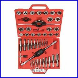 TEKTON 7560 45-pc. Tap and Die Set (Inch)