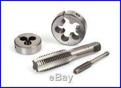 TEKTON 7561 Metric Tap And Die Set (45-Piece) Tungsten High Speed Steel with Case