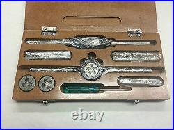 Triumph Tap And Die Set Whitworh Thread Repair Kit