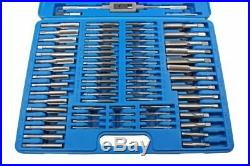 US PRO 110pc UNF NS UNC SAE AF and Metric Tap and Die Set Kit Engineering 2654