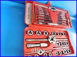 Used, Mac Tools Sae Tap & Die Set, #3606ts