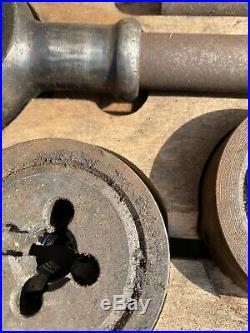 VINTAGE 20 PIECE METRIC TAP & DIE SET KAMERA GERMAN 6mm TO 24mm GOOD QUALITY