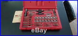 Vermont American 40-Piece Metric Super Mechanic Tap & Die Set, No. 21749