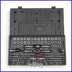 Vermont American High Carbon Steel 75 Piece Combination Tap & Die USA Made 21741