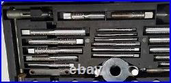 Vintage Craftsman 41 PC. Kromedge Standard Tap & Die Set No. 9-5209. U. S. A. (LOOK)
