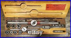 Vintage Craftsman Tap And Die Set 5500