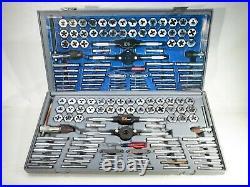 Vintage Craftsman USA Tap & Die Set 76 Piece Standard & Metric