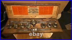 Vintage Greenfield Little Giant Tap and Die Set