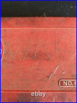 Vintage Hanson Ace Super Hex Tap & Die Set No. 606 Made in USA EXCELLENT SHAPE