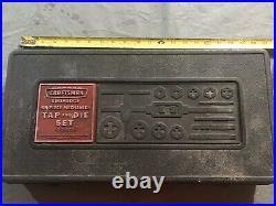 Vintage Sears Craftsman 59 PC Tap Die Set Standard