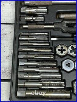 Vintage craftsman kromedge tap and die set Automotive Tools