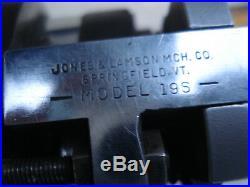 Vtg Jones & Lamson Model 19s Chaser Head + 20 Die Sets + Geometric Tap Head