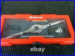 #ai345 NEW! SNAP ON 6 PIECE TAP AND DIE SET TDR SET MISSING 3 PIECES